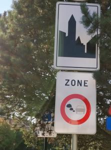 Interdiction véhicule polluant à Bruxelles