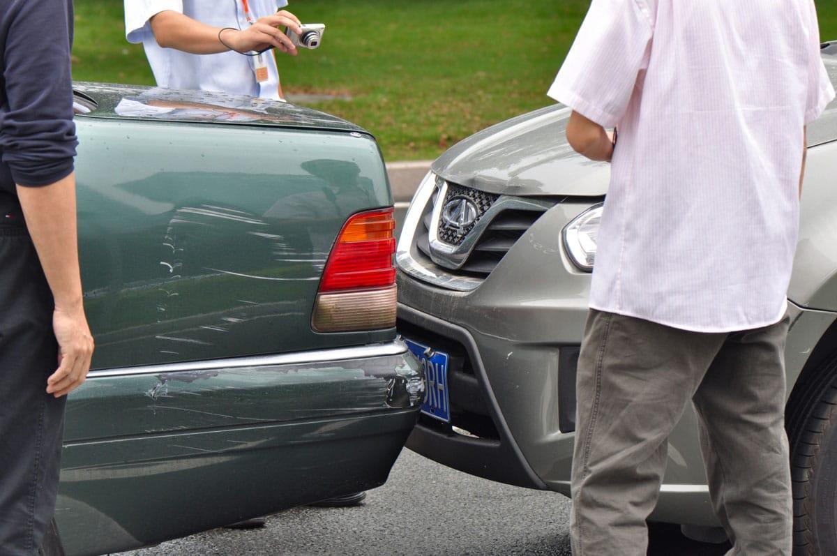 Accident en droit (responsabilité non engagée)