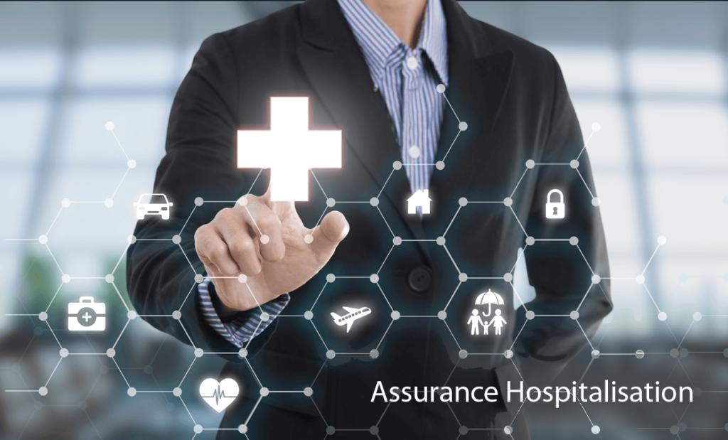 Assurance hospitalisation