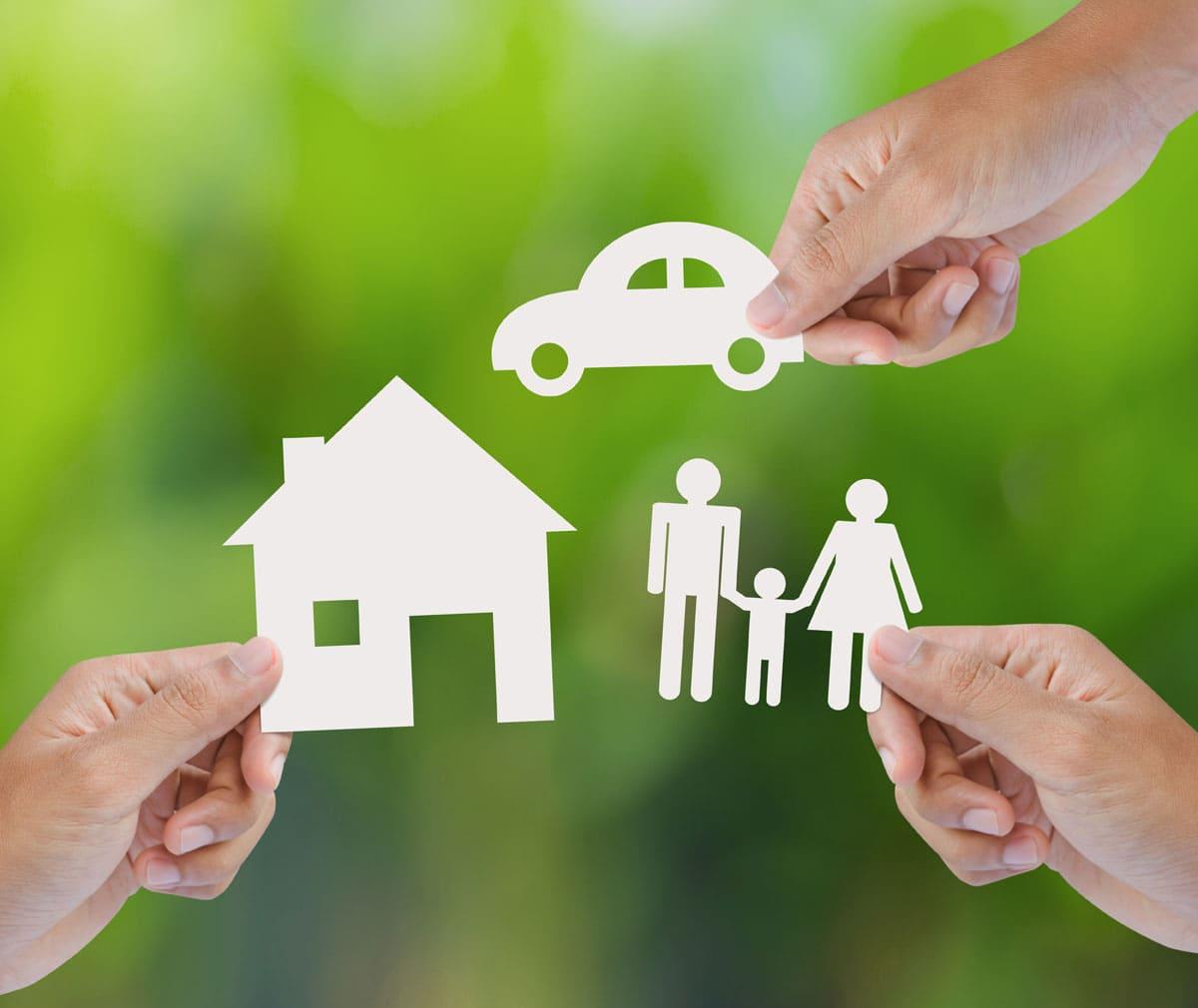 Assurances de dommages et assurances de personnes