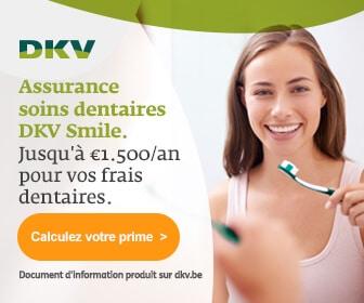 Assurance dentaire DKV