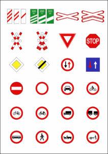 Code de la route : panneaux