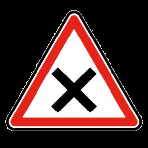 Code de la route priorité de droite