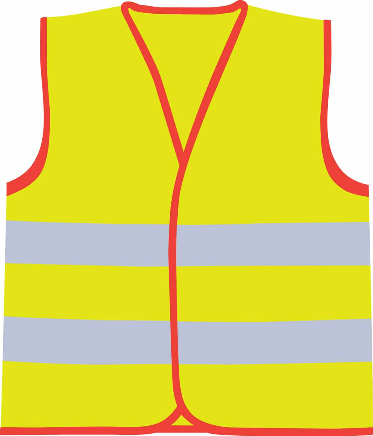 Gilets fluorescents