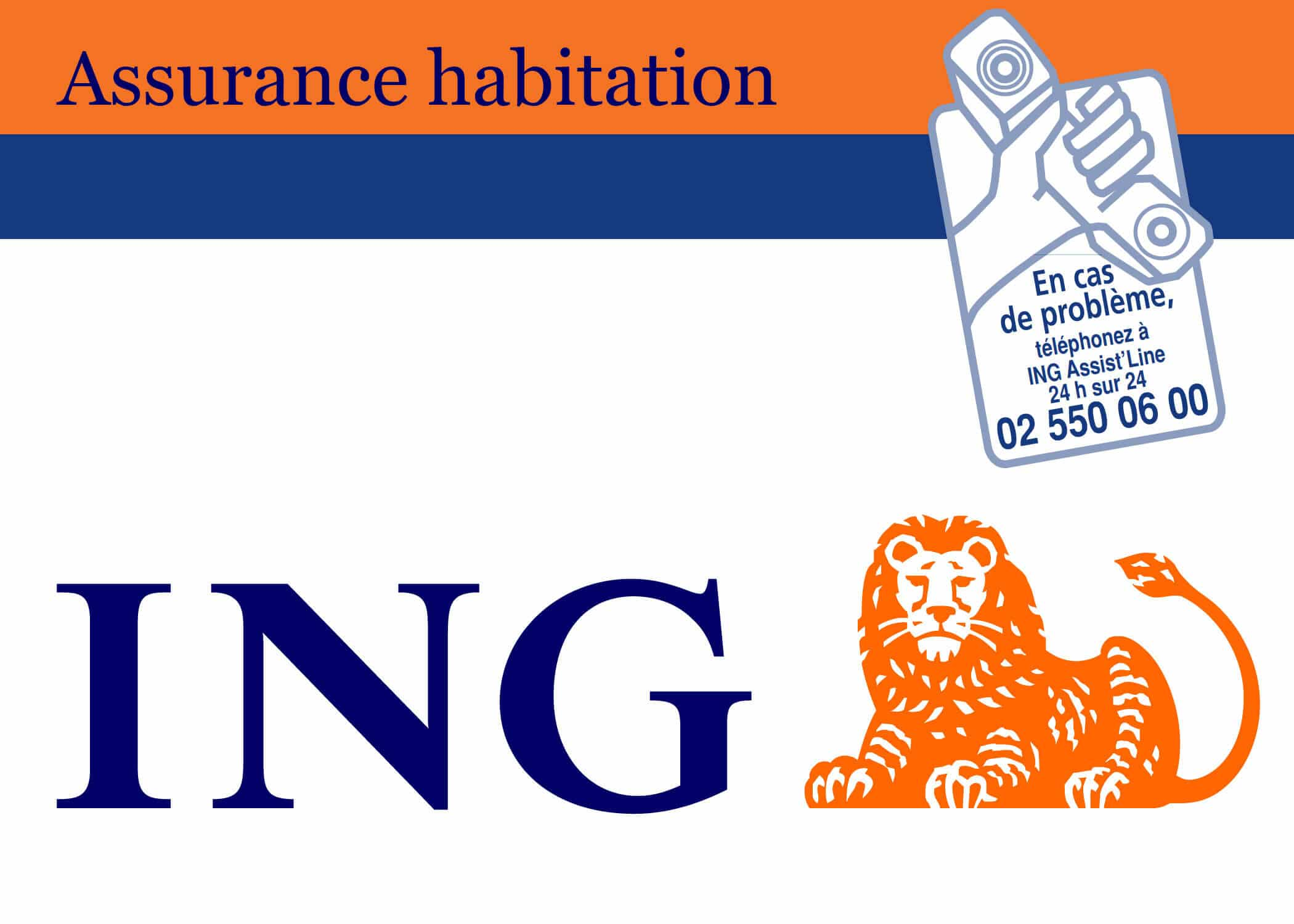 ING assurance habitation