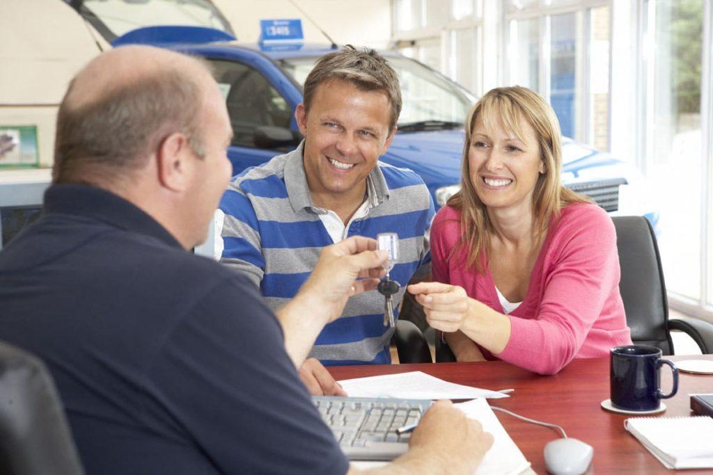Négocier une voiture d'occasion