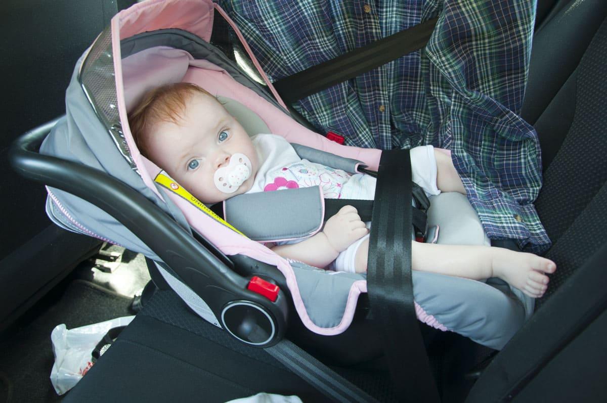 Quel siège auto pour les enfants ?