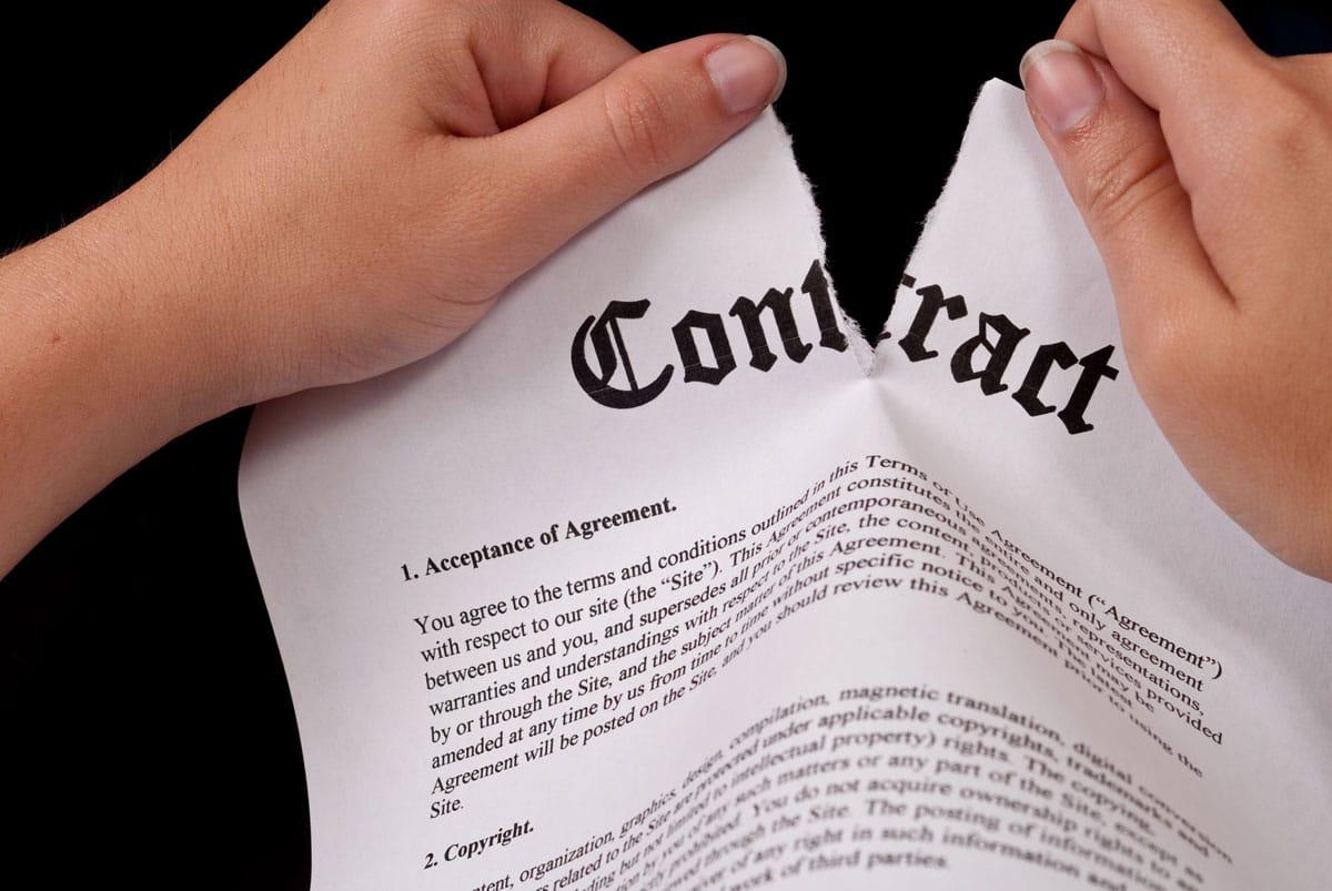 Suspension du contrat d'assurance